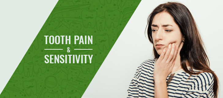 Tooth Pain and sensitivity